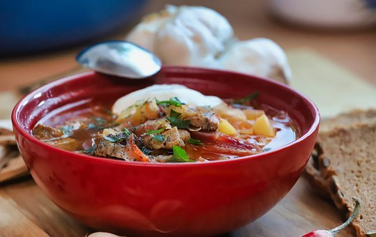 Borsch, Food, Cook At Home, A Simple Recipe