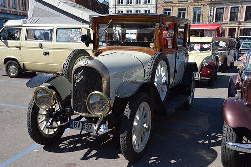 Rolland Pilain, Tours, Mechanics, Car, Collection