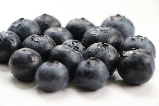 Blueberries, Blueberry, Fruit, Food, Berries, Berry