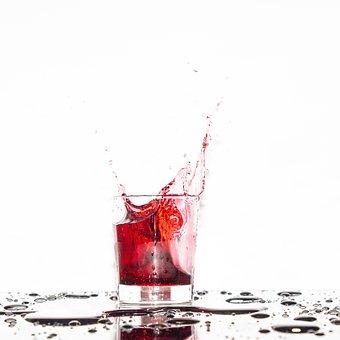 Splash, Water, Glass, Liquid, Luxury, Drink, Party