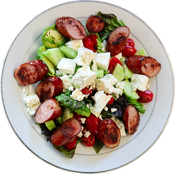 Salad, Healthy Eating, Healthy, Food, Vegetables, Fresh
