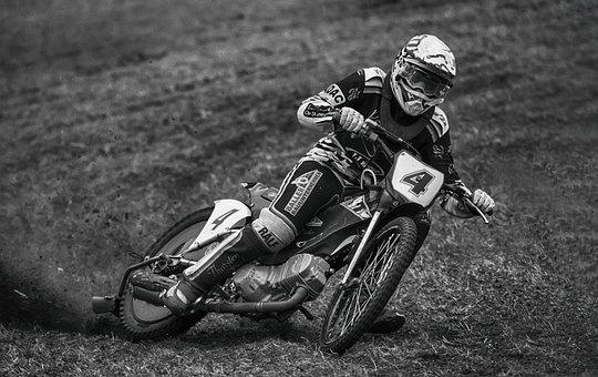 Motorcycle, Motorcycle Racing, Speedway, Racing, Race