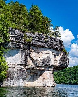 Summersville Lake, Wv, West Virginia, Boating, Rafting