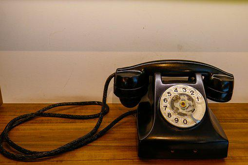 Phone, Apparatus, Telephony, Old, Relic, The Phone