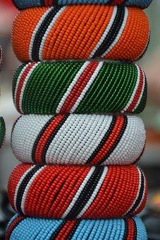Massai, Jewellery, Africa, Tradition, Festival, Culture