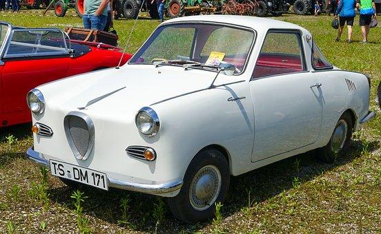 Gogomobil, Gogo, Auto, Oldtimer, Automotive, Vehicle