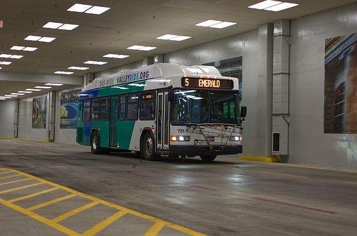 Bus, Ride, Vehicle, Transportation, Travel, Transport