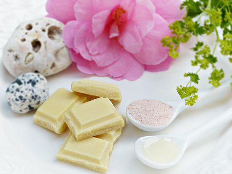 Cocoa Butter, Salt, Oil, Camellia, Blossom, Bloom