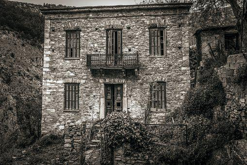 Old House, Abandoned, Decay, Ruin, Building