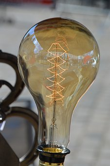 Ornament, Decoration, Vintage, Retro, Light, Exhibit