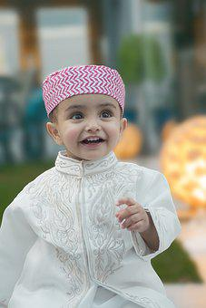 Kids, Eid Mubarak, Muslim, Cute, Kid, Child, Did