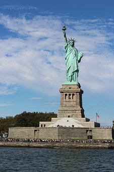New York, Freedom Stature, Staten Iceland
