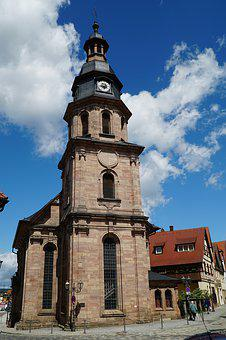 The Hospital Church Of St, Spirit, Kulmbach