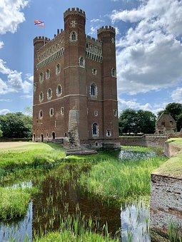 Castle, Landscape, Architecture, Sky, Building