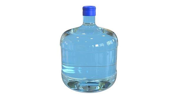 Drum, Water, 12 Litres