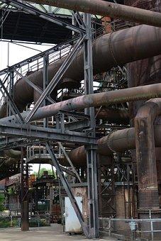 Völklingen, World Heritage, Heavy Industry