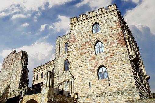Building, Medieval, Architecture, Historic, Landmark