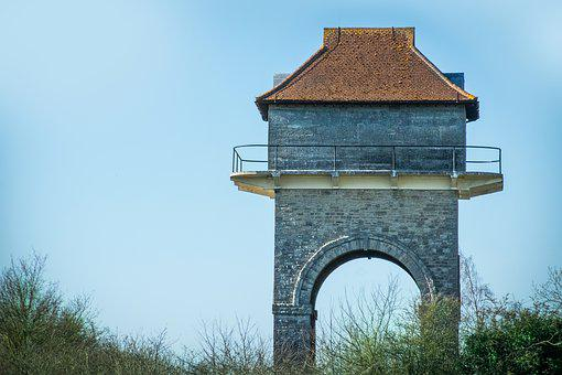 Architecture, Control-tower, Europe, Guard, Historic