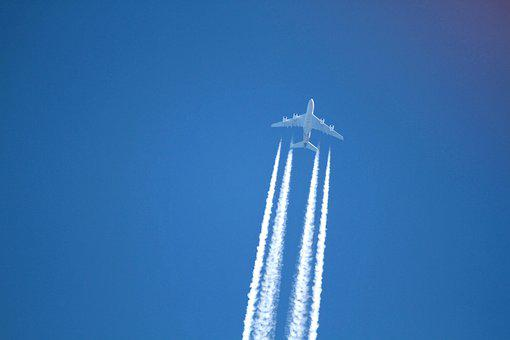 Aircraft, Jet Plane, Flying, Jet, Aviation, Sky, Flight