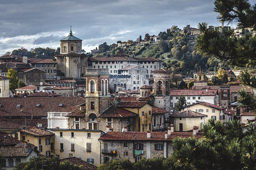 City, Oldtown, Europe, Historic, Town, Italy, Landmark