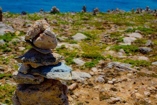 Cancun, Chichenitza, Mexico, Beach, Rocks