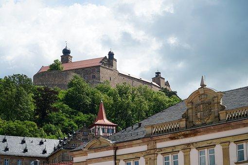 Plassenburg Castle, Red Tower, Kulmbach