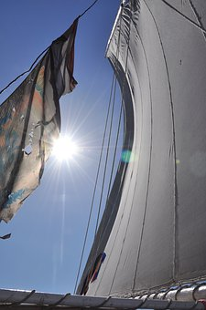 Sailing, Sailing Boat, Feluccas, Wind, Sea, Nile, Egypt