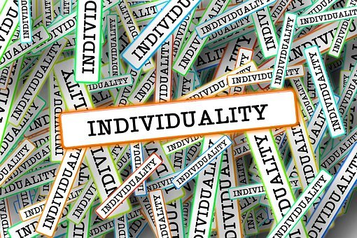 Individuality, Special Feature, One Of A Kind