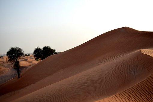Desert, U A E, Sand, Vacations, Travel, Tourism
