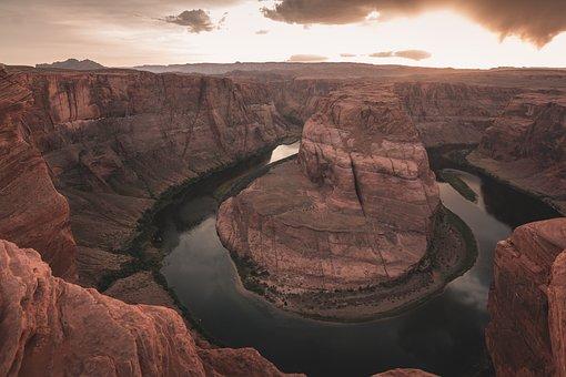 Utah, Usa, America, United, Country, Grandcanyon