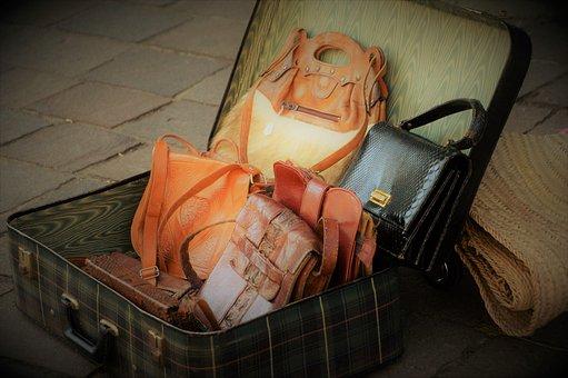 Bag, Besace, Basket, Pannier, Bread Bin, Hull