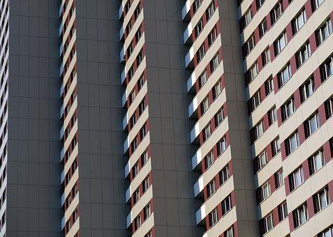 Live, Skyscraper, Housing Shortage, Apartments