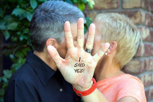 Gay, Wedding, Proposal, Lgbt, Homosexual, Pride, Couple