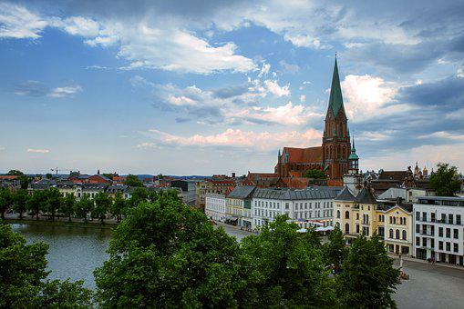 Dom, Schwerin, Mecklenburg Western Pomerania