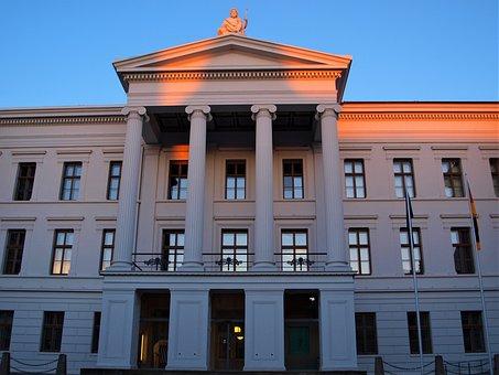 Schwerin, State Capital, Mecklenburg Western Pomerania