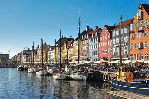 Danish, Denmark, Copenhagen, Scandinavia, Travel