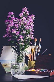 Art, Painting, Drawing, Watercolor