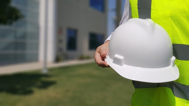 Hard Hat, Safety Hat, Construction, Hardhat, Industrial
