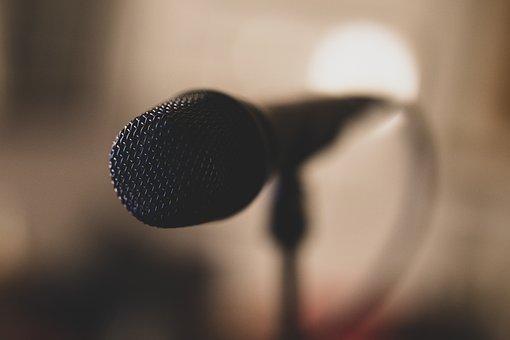 Microphone, Neumann, Sound, Mic, Studio, Audio
