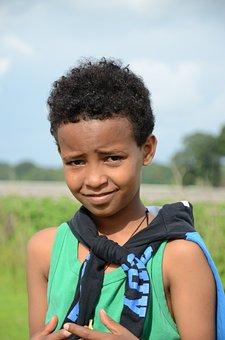 Boy, Refugee, Portrait, Welcome, Migration, Refugees