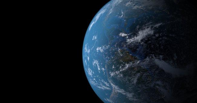 Earth, Space, Universe, Planet, Astronomy, Nasa, Moon