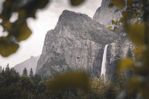 Yosemite, Nationalpark, California, Utah, Nevada