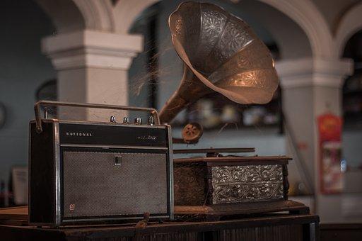 Antiques, Vintage, Before1975, Vietnam, Radio