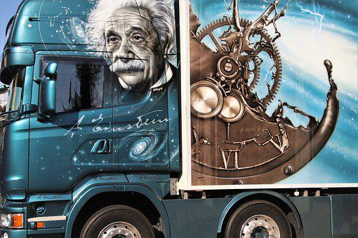 Genius, Physics, Appointment, Vehicle, Logistics