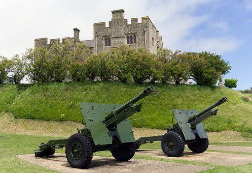 Dover, Dover Castle, England, Fortress, Castle