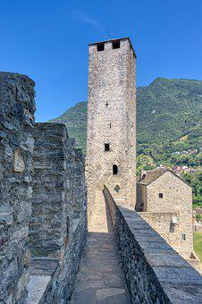Torre, Castle, Architecture, Fortress, Middle Ages