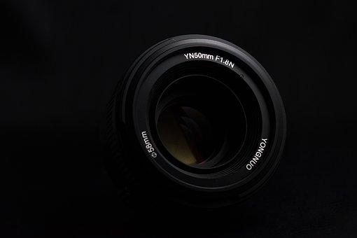 Target, Lens, Photography, Yongnuo, Camera