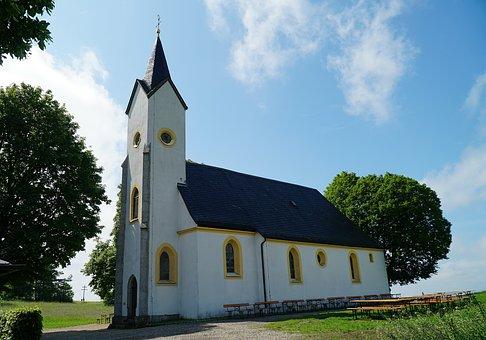 Noble Gundis-chapel, Scale Mountain, God's Garden