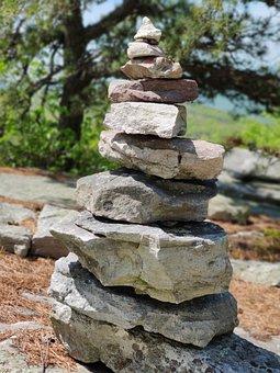 Nature, Rocks, Pile, Landscape, Stack, Mountain, Stone