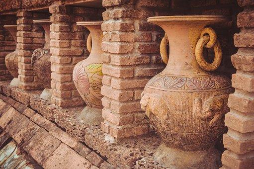 Pitcher, Ceramics, Clay, Craft, Workshop, Jewelry